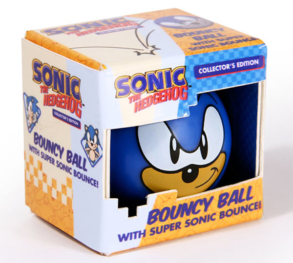 Sonic the Hedgehog Bouncy Ball