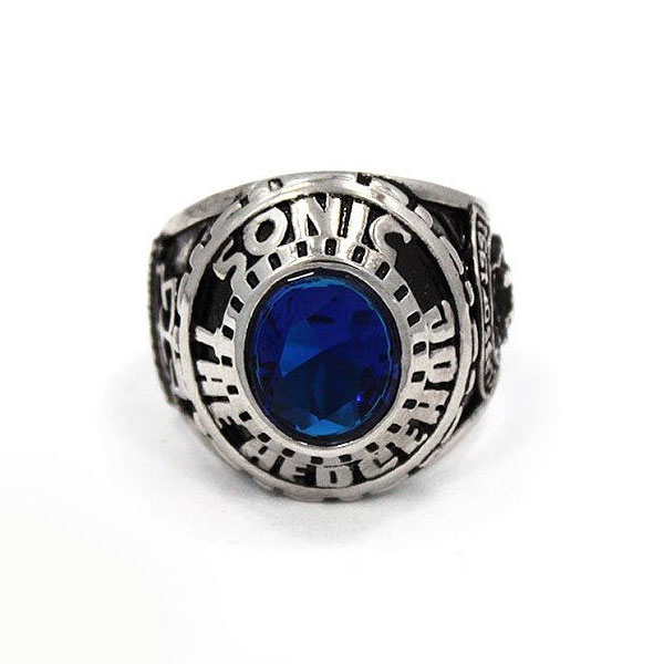 Sonic the Hedgehog Class Ring