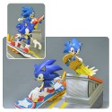 Sonic the Hedgehog Sonic Generations Diorama Statue