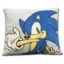 Sonic the Hedgehog Sonic Velvet Pillow
