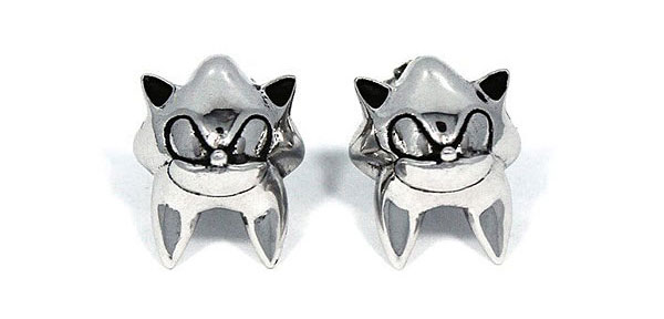 Sonic the Hedgehog Stud Earrings