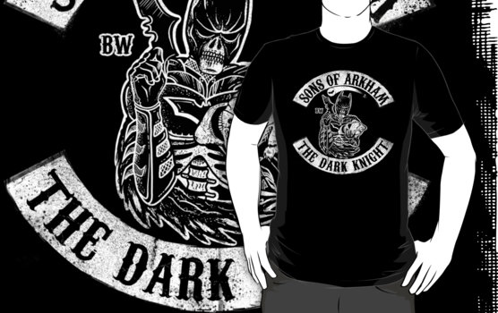 Sons Of Arkham The Dark Knight T-Shirt