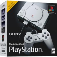 Sony PlayStation Classic Box