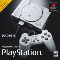 Sony PlayStation Classic Console Box
