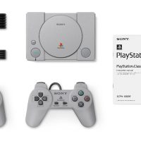 Sony PlayStation Classic Console System