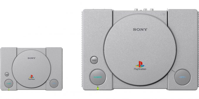 Sony PlayStation Classic Console vs Original