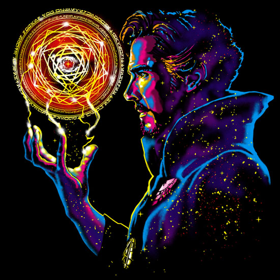 Sorcerer Supreme Shirt