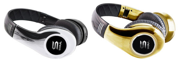 Soul Headphones sl150cs and sl300gg