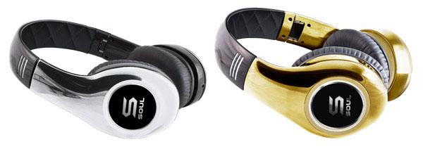 Soul Headphones sl150cs and sl300gg