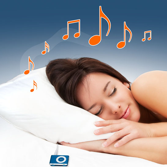 Sound Asleep Pillow