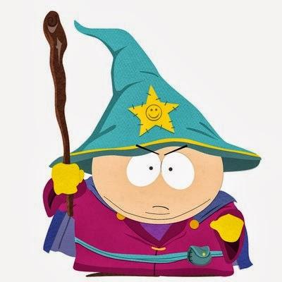 South Park Grand Wizard Cartman