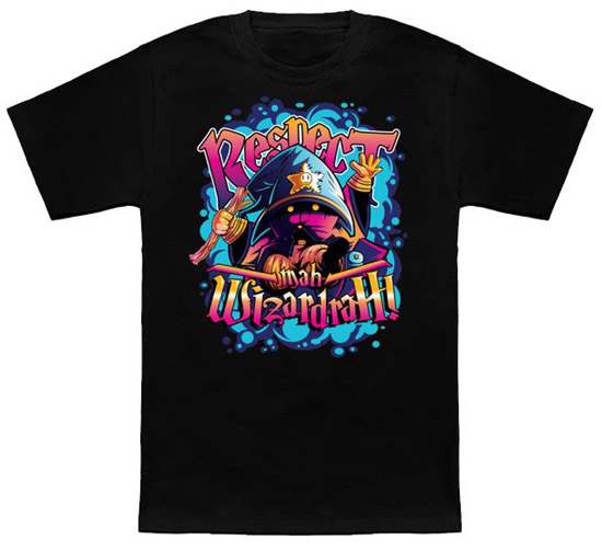 South Park Respect Mah Wizardrah Shirt