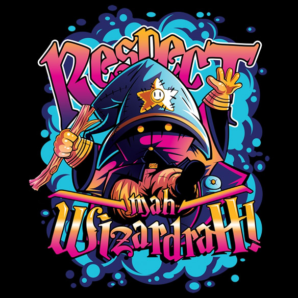 South Park Respect Mah Wizardrah T-Shirt