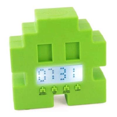 Space Alien Alarm Clock