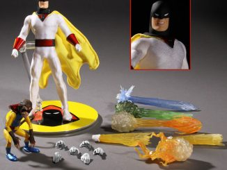 Space Ghost Glow-in-the-Dark One:12 Collective Action Figure