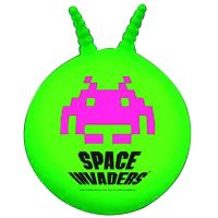 Space Invaders Hopper Inflatable Bounce Ball