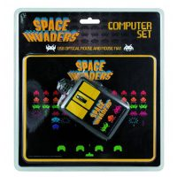 Space Invaders Mouse and Mouse Pad