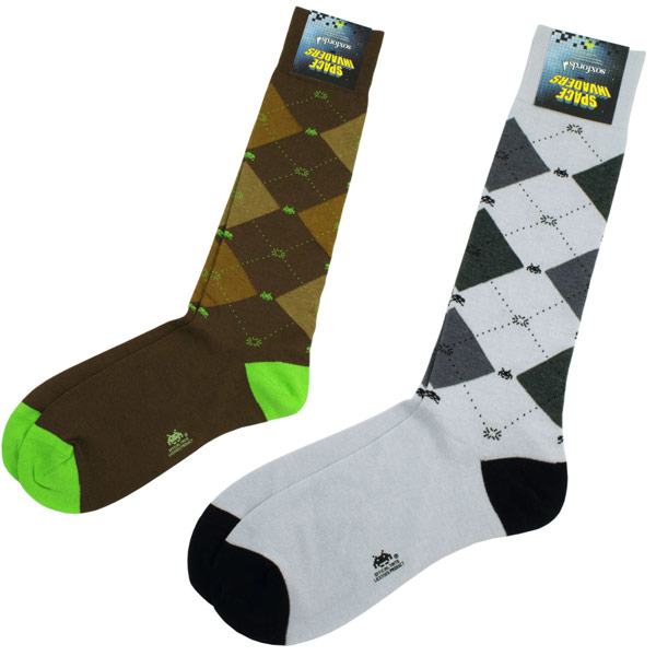 Space-Invaders-Socks