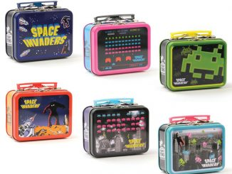 Space Invaders Teeny Tins Set
