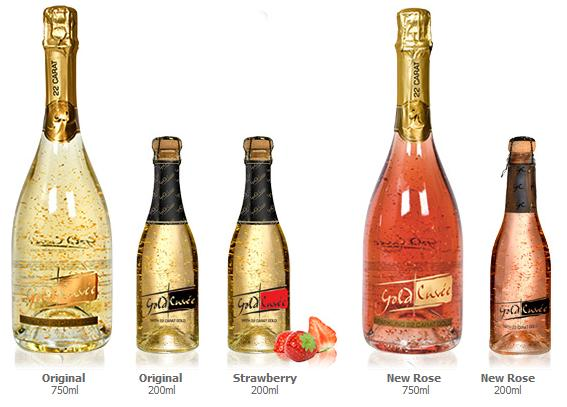 Sparkling Gold Cuvee Wine