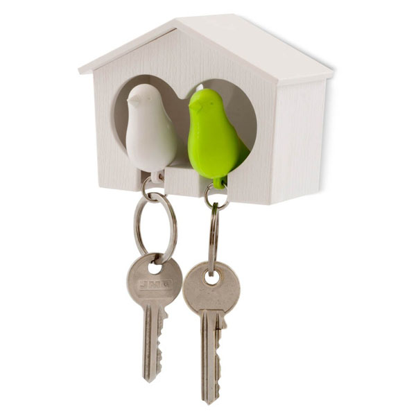 Sparrow House Keyring