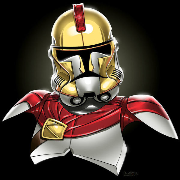 Spartan Trooper