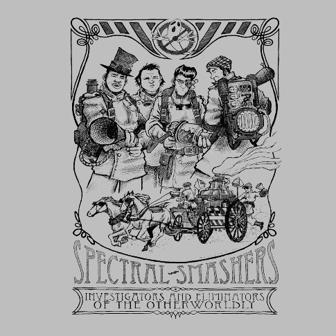 Spectral Smashers Shirt