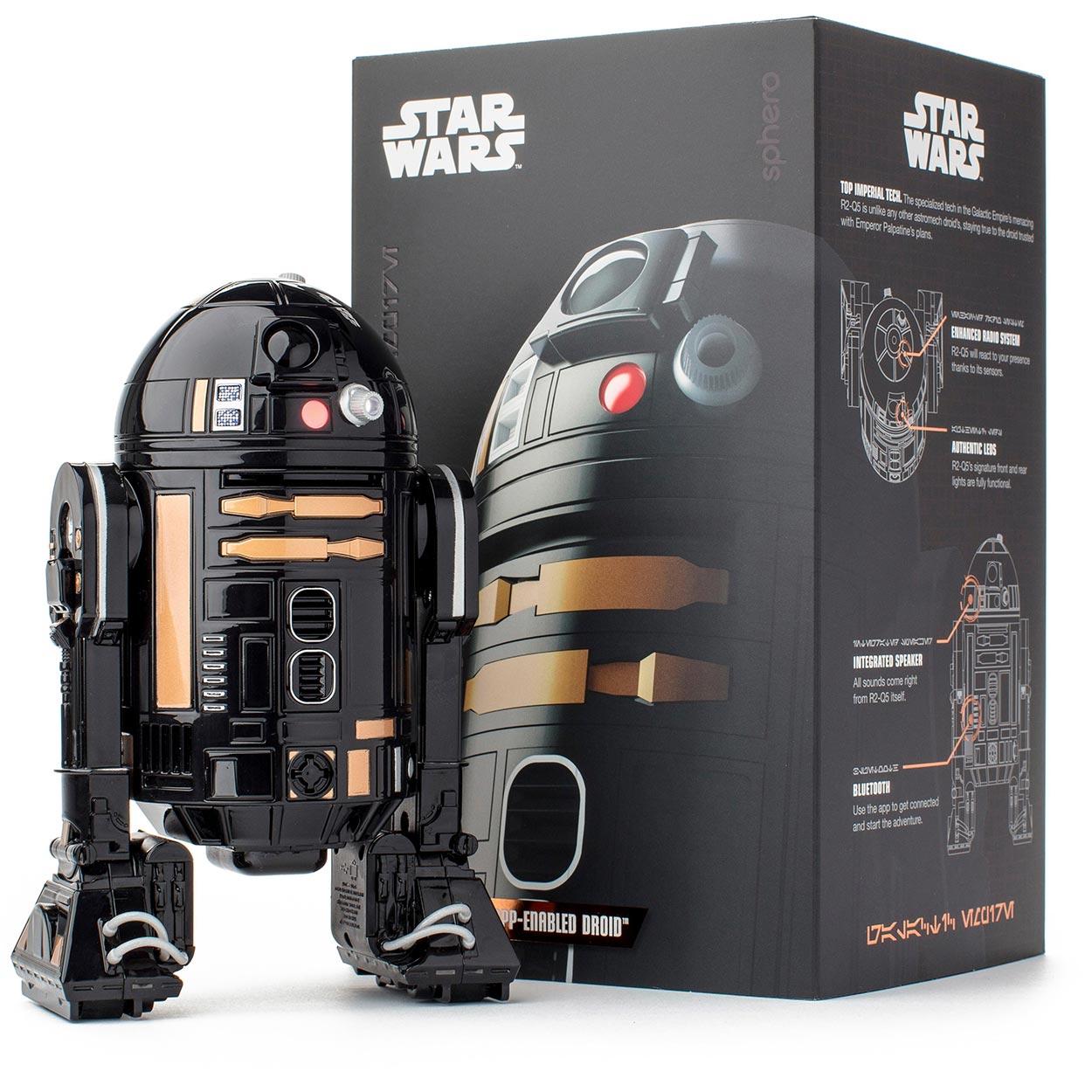 Star Wars Droids App by Sphero on the App Store