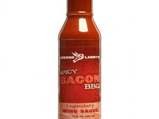 Spicy Bacon BBQ Sauce