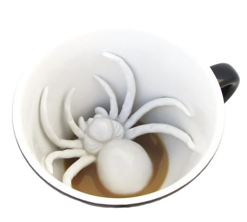 Spider Creepy Cup