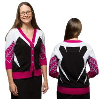 Spider-Gwen Ladies Cardigan