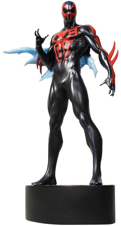 Spider Man 2099 Polystone Statue