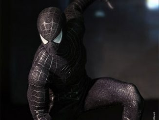 Spider-Man 3 Black Suit Version Sixth-Scale Figure