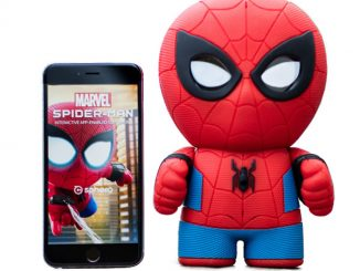 Spider-Man App-Enabled Superhero