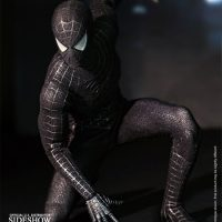 Spider-Man Black Suit Version Sixth-Scale Figure