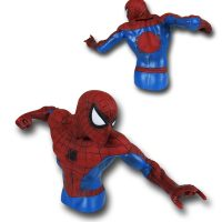 Spider-Man Spider Sense Bust Bank