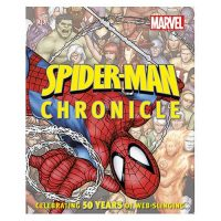 Spider-Man Chronicle Year by Year Visual History Hardcover Book