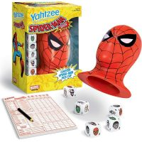 Spider Man Collectors Edition Yahtzee Game