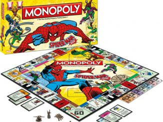 Spider-Man Collector's Edition Monopoly Board Game.jpg