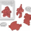 Spider-Man Cookie Cutters