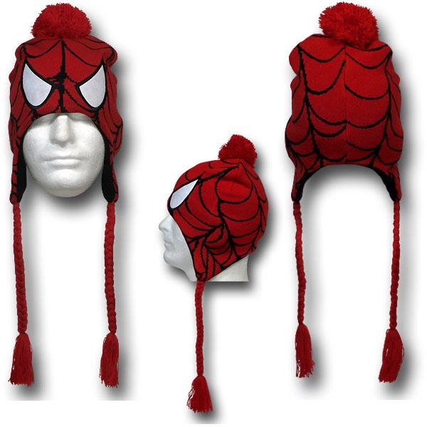 Spider-Man Costume Beanie