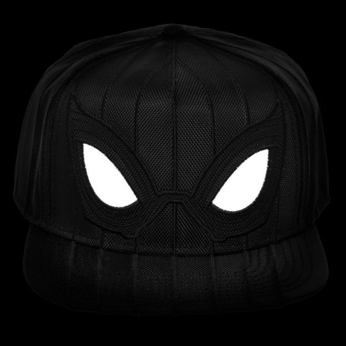Spider-Man Far From Home Stealth Suit Reflective Hat