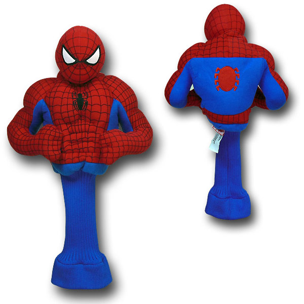 Spider Man Golf Club Cover