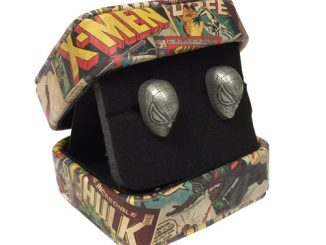 Spider-Man Head Marvel 3-D Cufflinks