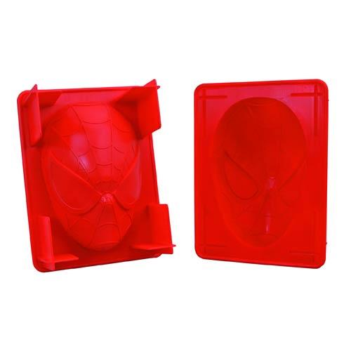 Gelatin+Molds Spider-Man Head Silicone Gelatin Mold