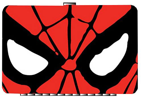 Spider-Man Hinged Book Wallet