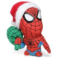 Spider Man Holiday Plush