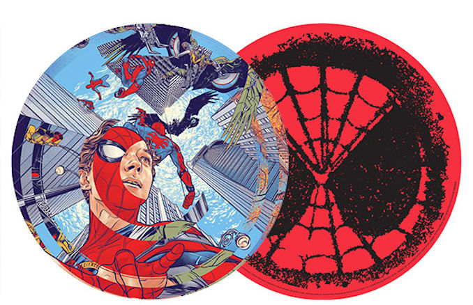 Spider-Man Homecoming - Exclusive Picture Vinyl LP