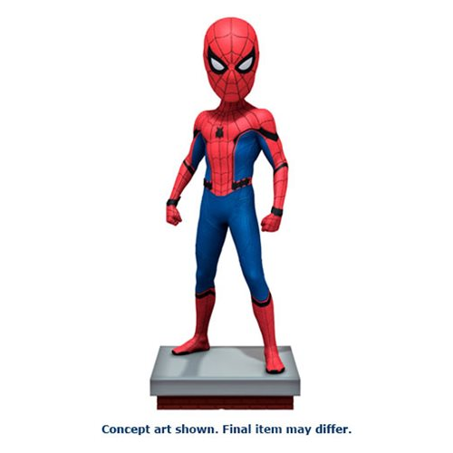 Spider-Man Homecoming Head Knocker Bobble Head