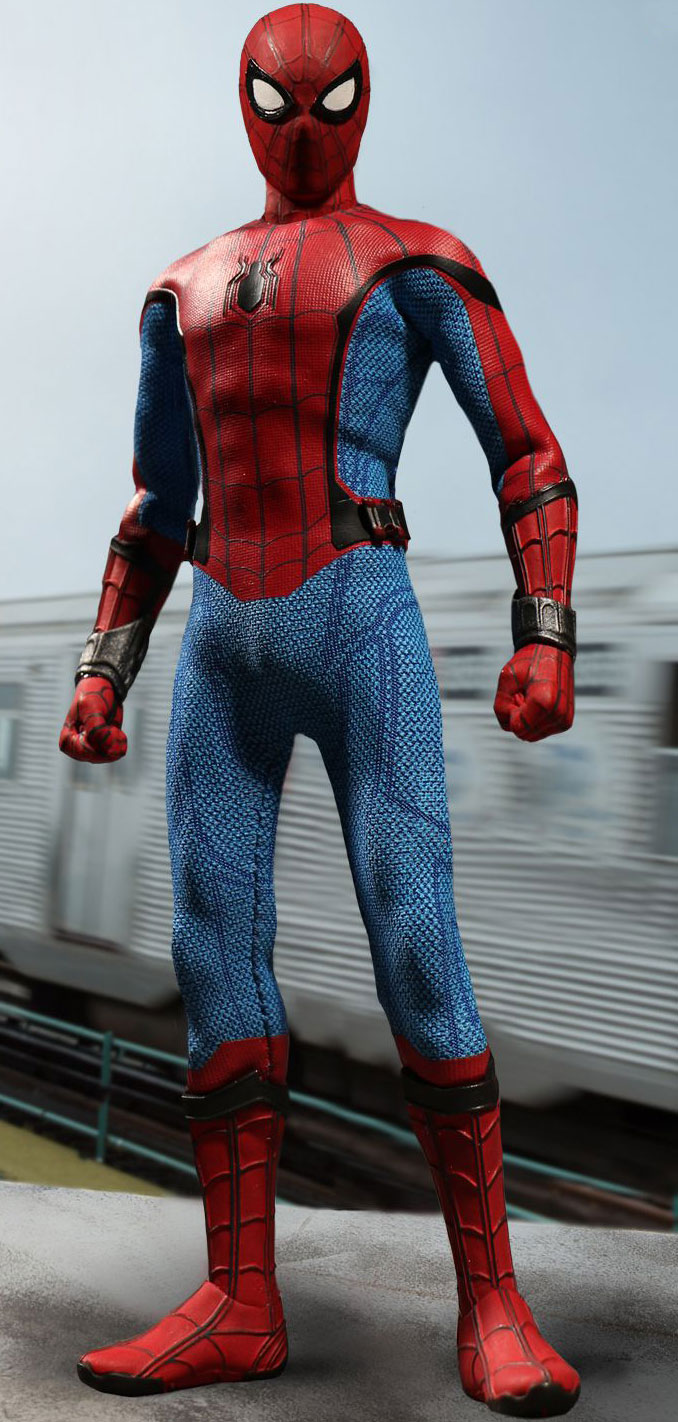 Spider-Man: Homecoming One:12 Collective Action Figure